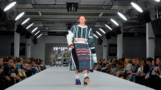 Fraser Proves He Knows The Knitty Gritty Of Fashion Design With Top Knitwear Award