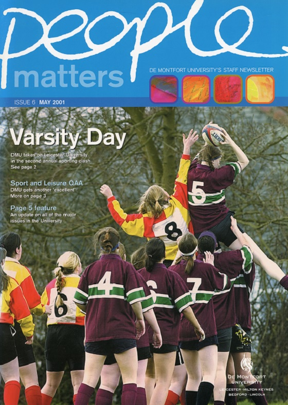 VARSITY HISTORY People matters front058.WEB
