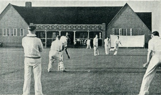 VARSITY HISTORY cricket team 1938.web