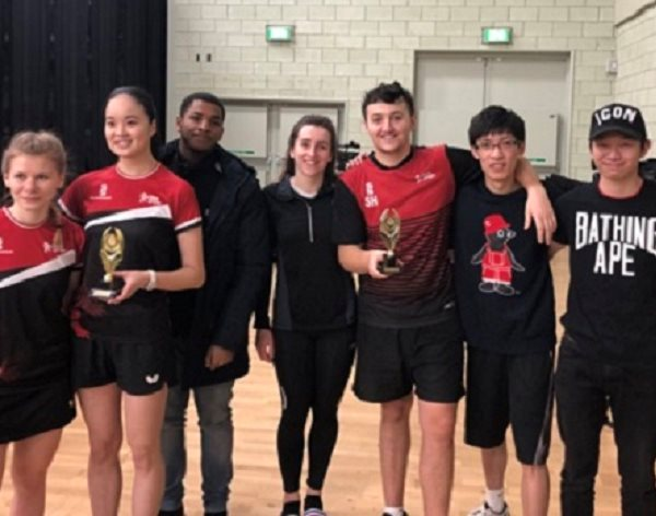 Wins galore for DMU on final day of Varsity 2018
