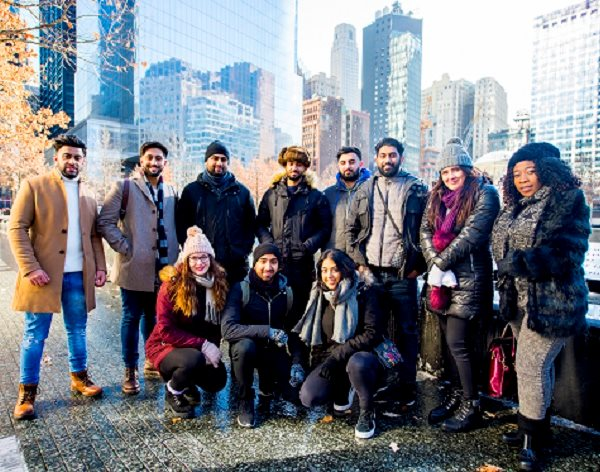 More than 250 students head to NYC with #DMUglobal