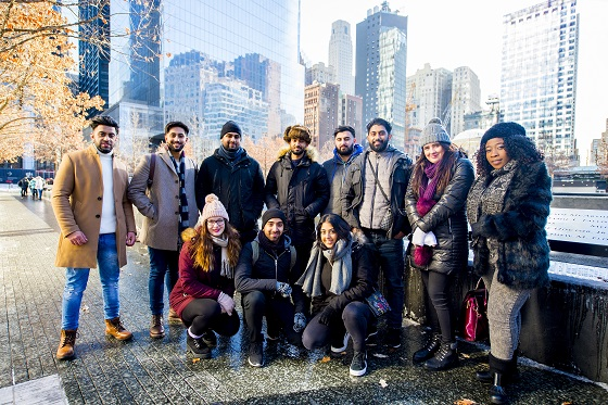 DMU Global trip to NY.WEB