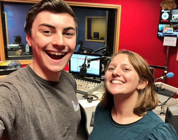 DMU students bring a breath of 'Fresh Air' to BBC radio with their own show