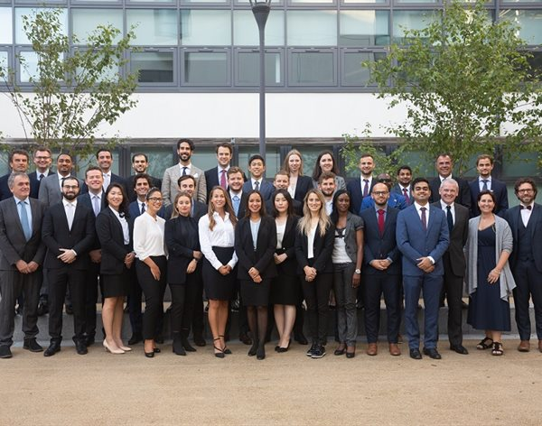 Global cohort of students begin FIFA Master course at DMU