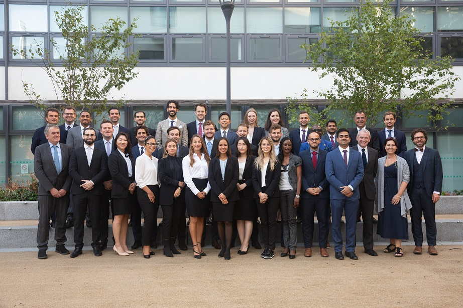Students graduate from the 17th edition of the FIFA Master ...