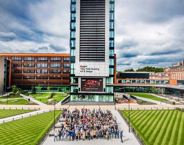 Sunday Times names DMU University of the Year for Social Inclusion