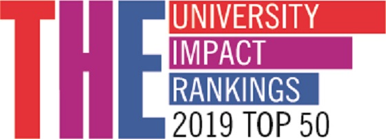 University Impact Rankings MAIN TWO