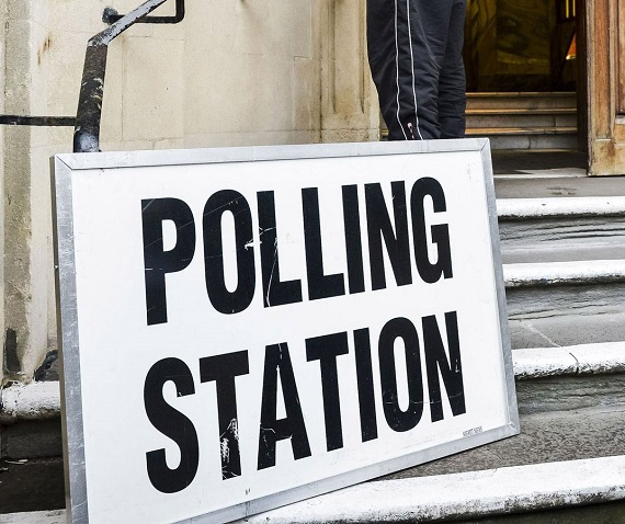 Polling station article image
