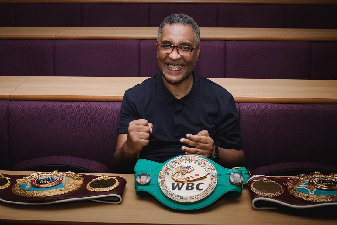'People's Champion' Michael Watson tells DMU audience ...