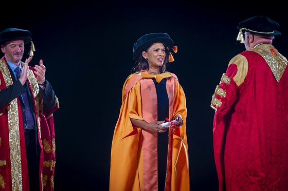 GINA MILLER degree