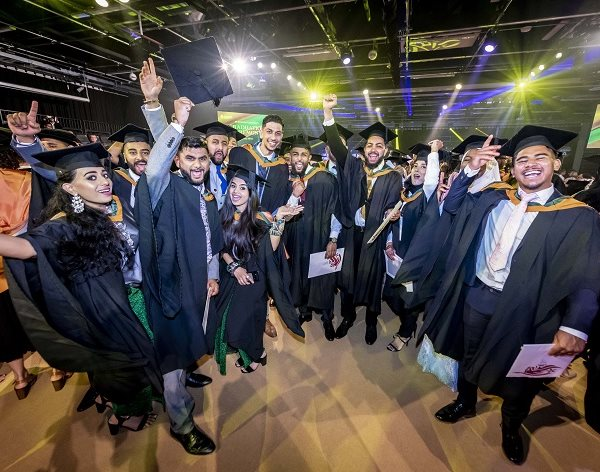 Honorary degrees presented to inspirational figures at DMU Winter Graduations
