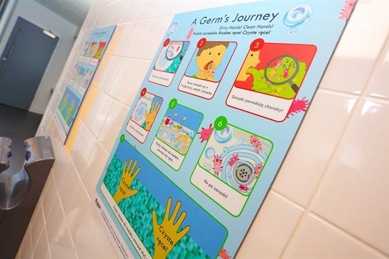 Germs Journey