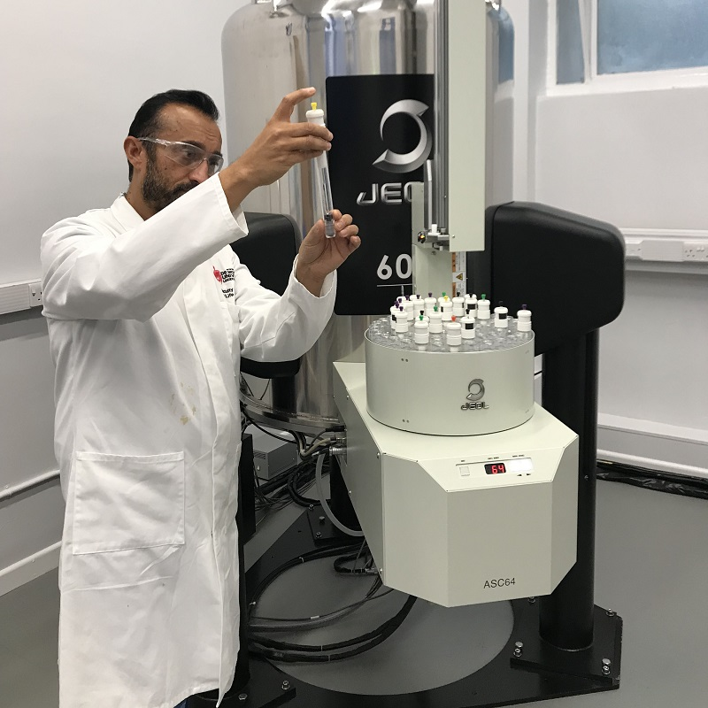New Machine At Dmu Could Help Early Detection Of Diseases