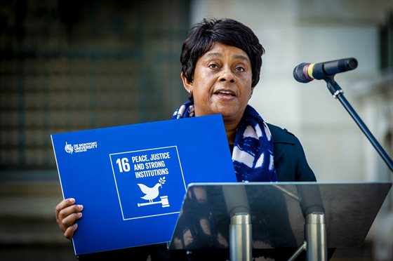 Baroness Lawrence (1)