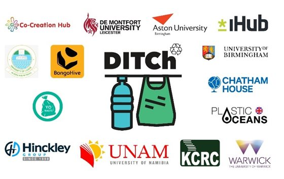 DITCh logos