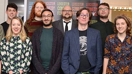 Leicester Comedy Festival image