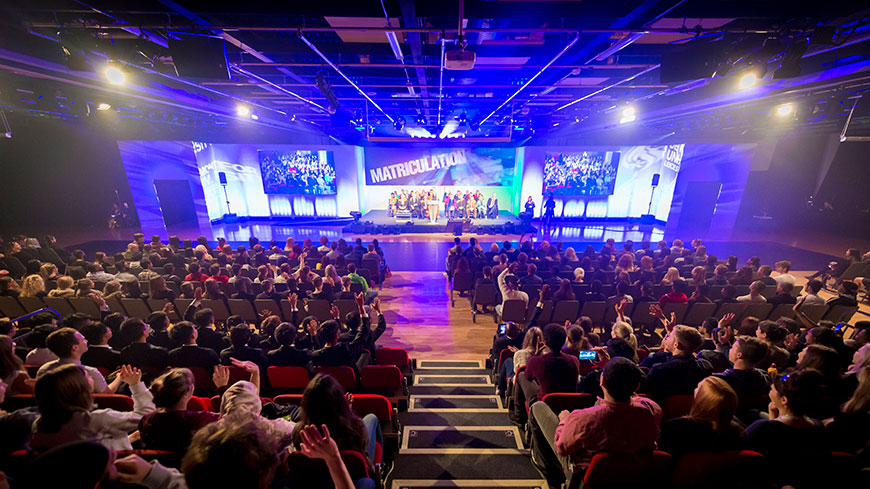An image of the Venue@DMU