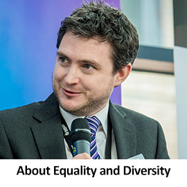 About Equality and Diversity