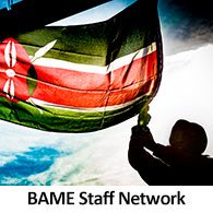 BAME Staff Network Group