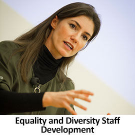 Equality and Diversity Staff Development
