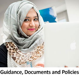 Guidance, Documents and Policies