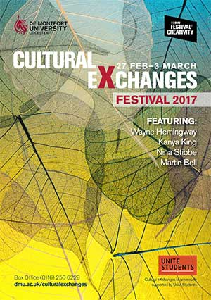 Cultural Exchanges festival brochure 2017