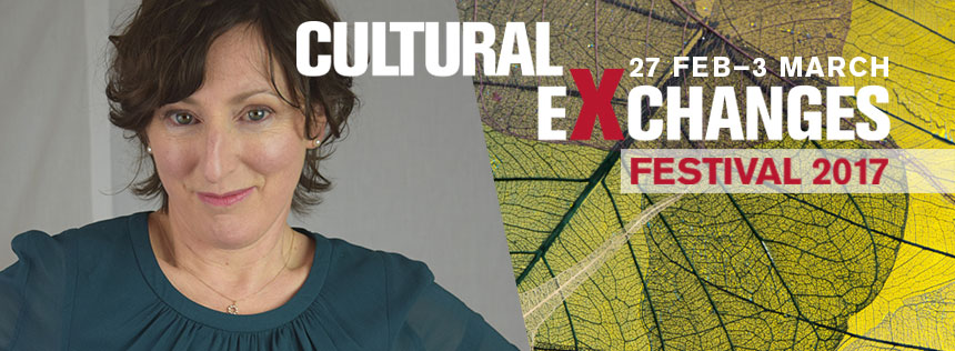 Nina Stibbe - Cultural Exchanges festival guest 2017