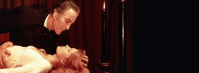 Hammmer - still from the film 'The Satanic Rites of Dracula'