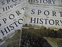 Postgraduate Study in the International Centre for Sports History and Culture