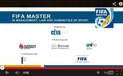 FIFA Master 17th edition Final Projects Presentation - YouTube