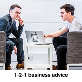 1-2-1 business advice
