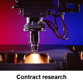 Contract research opportunities across our faculties