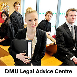 DMU Legal Advice Centre