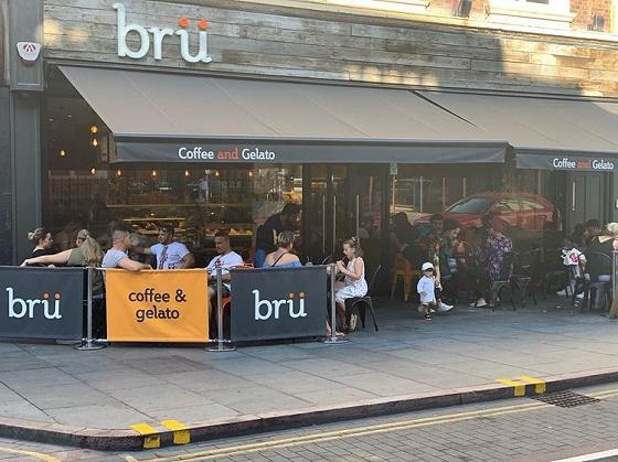 COFFEE - BRU