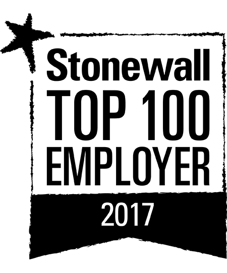 stonewall 2017 banner