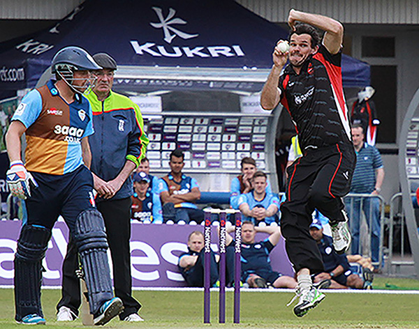 Ticket giveaway: Leicestershire County Cricket Club v Nottinghamshire Outlaws