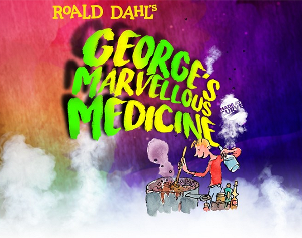 Staff ticket offers for Scrooge the Musical and George's Marvellous Medicine at Curve