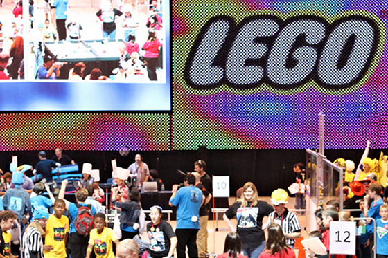Lego tournament - main