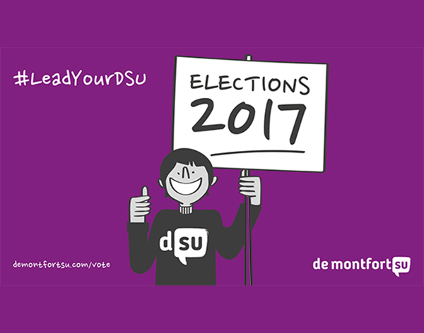 The DSU elections are now open!