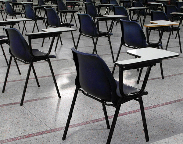 Disability support assessment for exams must be booked by 31 March