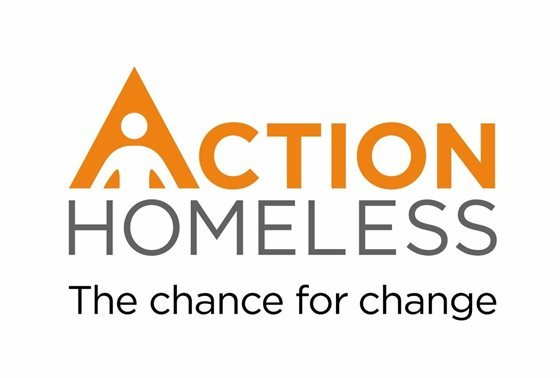 Action Homeless logo