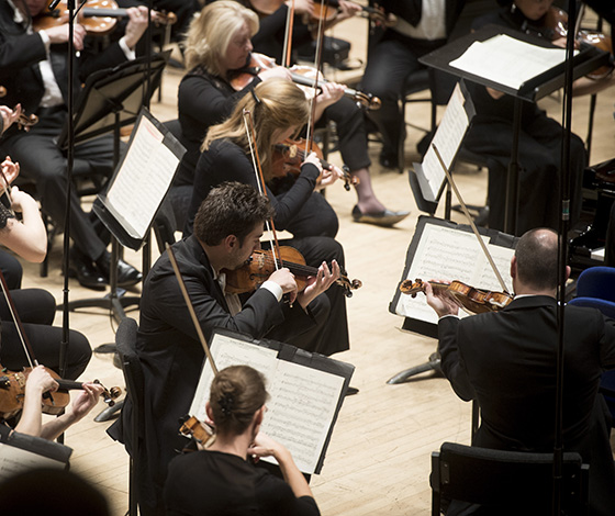 Orchestras main