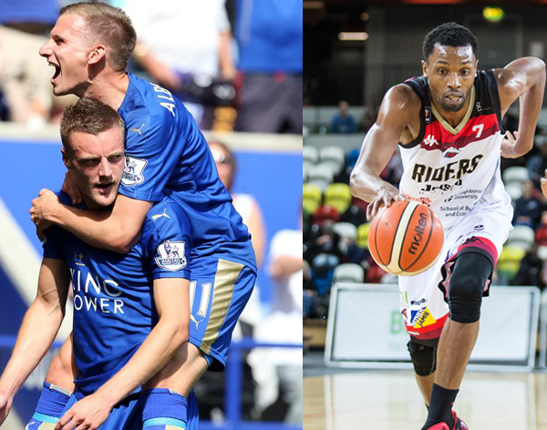 Ticket giveaway: Leicester City football and Leicester Riders basketball games