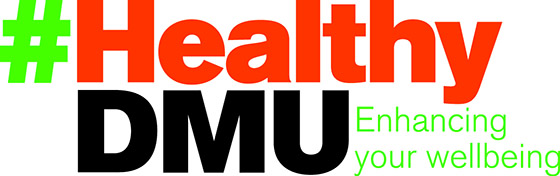 Healthy DMU logo main