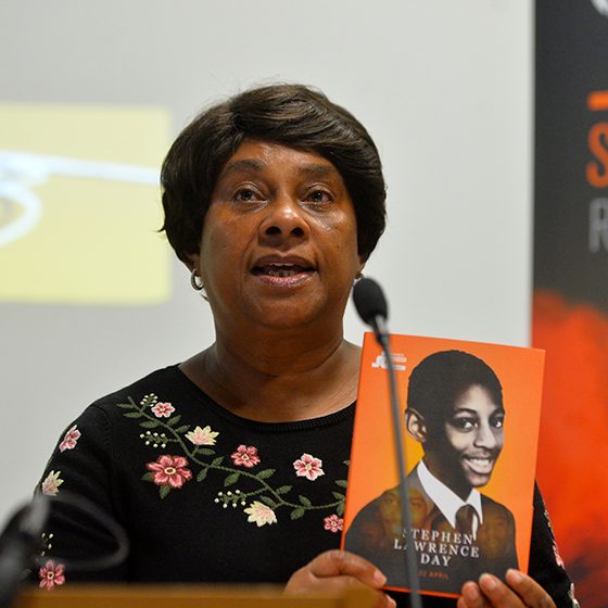 Baroness Lawrence - SLday