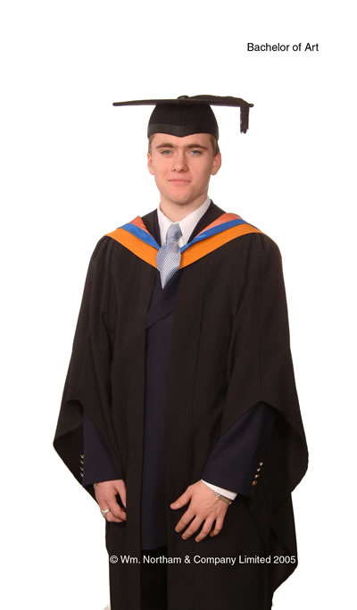 Bachelor of Arts/Bachelor of Arts (Hons) and BArch/BArch (Hons)