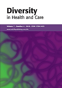 Diversity in Health and Care Page