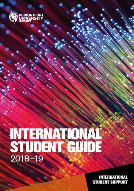 International Student Guide 2018-19