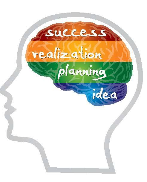 success,realization,planning,ideaWHITE