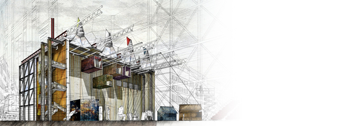 School of Architecture banner four